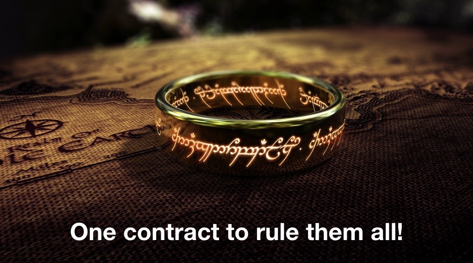One contract to rule them all